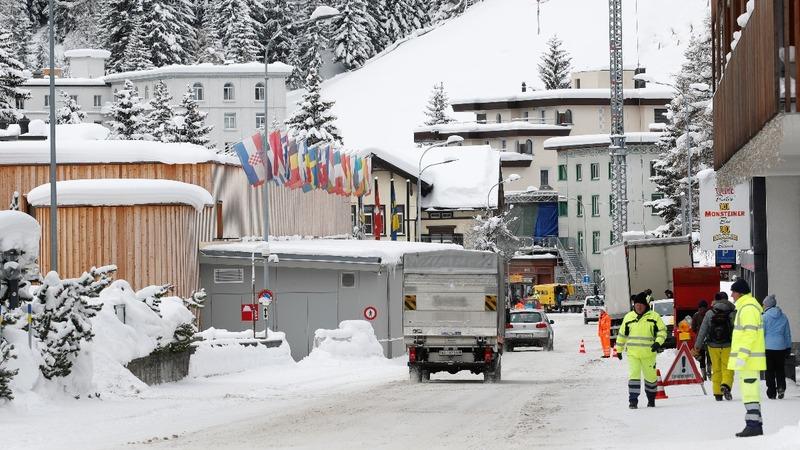 Trump cancels Davos delegation