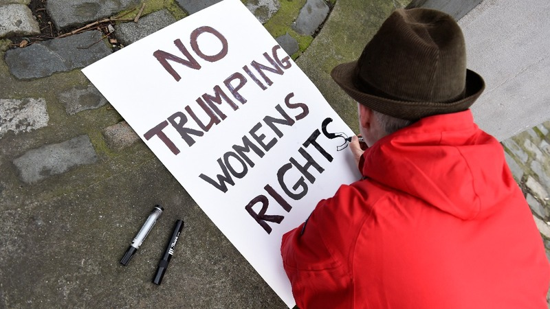 Women's marches hope to sidestep controversy