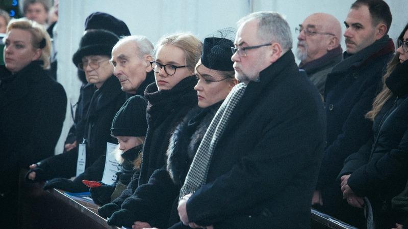 INSIGHT: Funeral held for murdered Gdansk mayor