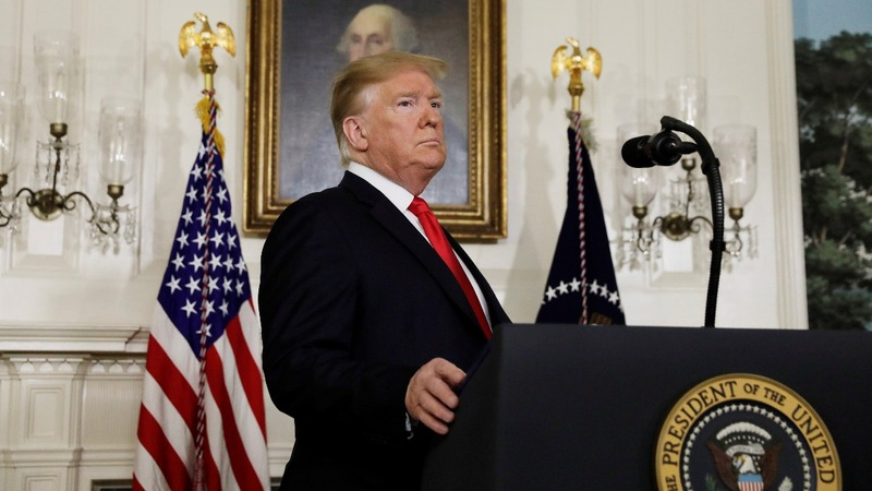 Trump offers wall-for-DACA deal to end shutdown