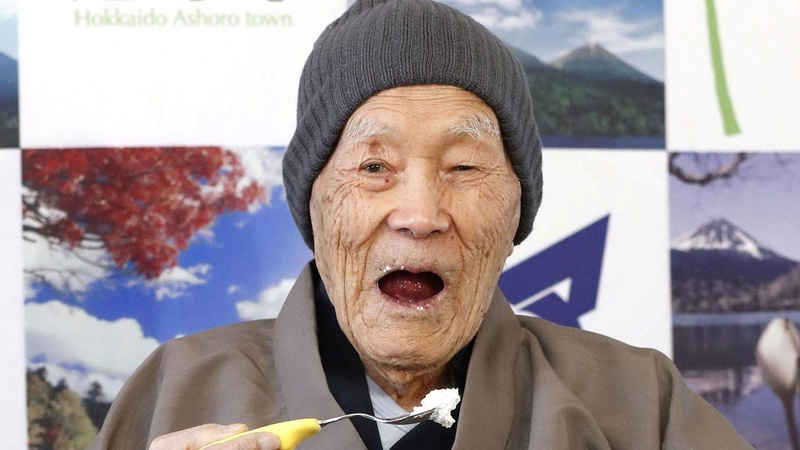 World's oldest man dies at 113 - reports