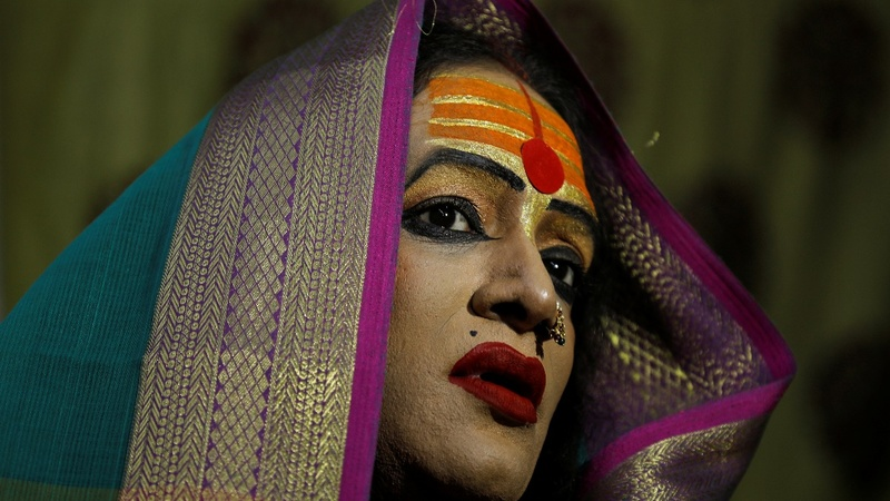 A transgender leader makes strides in India