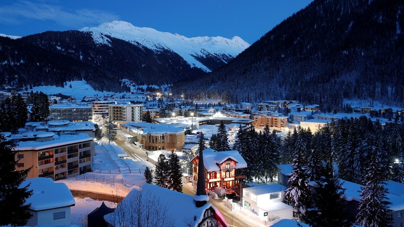 Gloomy outlook, few world leaders at Davos 2019