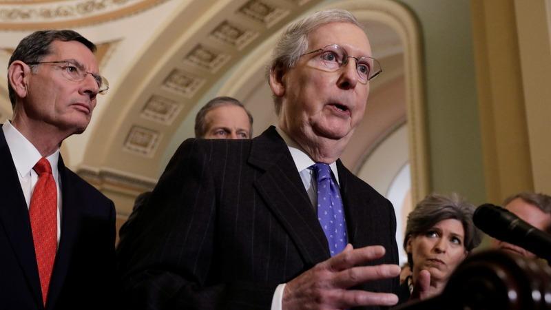 Senate to vote on Trump shutdown proposal: aide