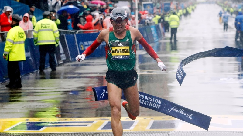 Japan's 'Citizen Runner' wants to go pro