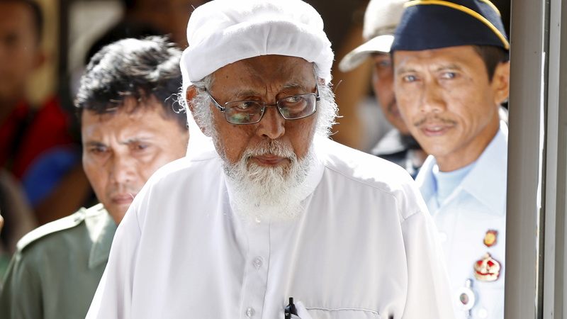 Indonesia reviews terror-linked cleric's release
