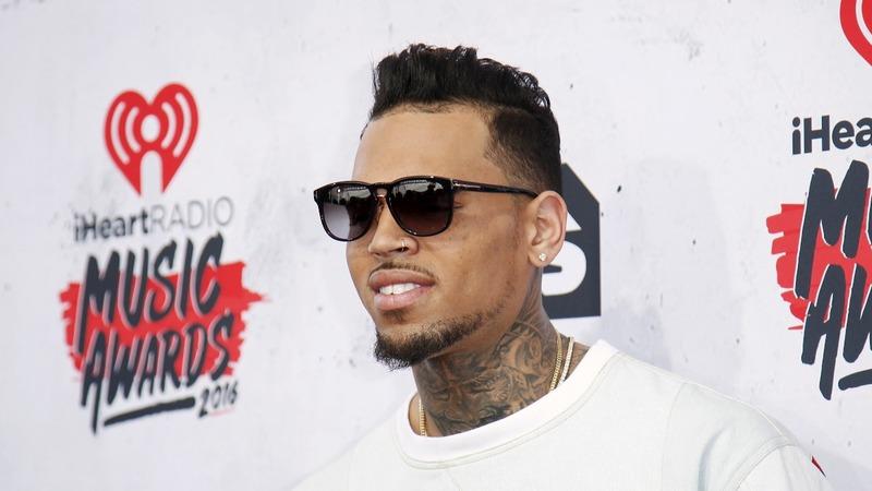 Chris Brown arrested in France on rape suspicion