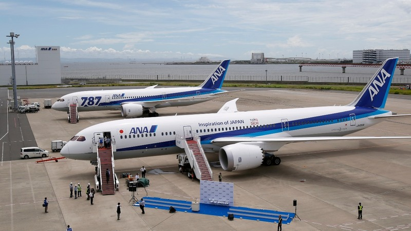 ANA plans flights to Russia in near future - CEO