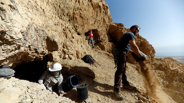 The hunt for ancient Dead Sea Scrolls is back on