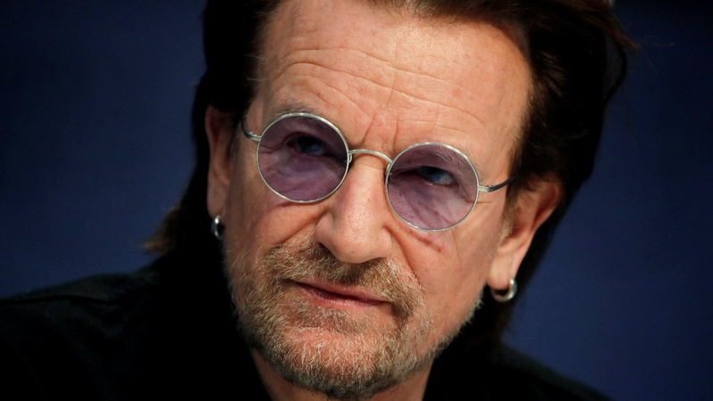 Bono: capitalism is a wild beast