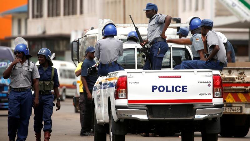 Zimbabwe soldiers accused of more beatings