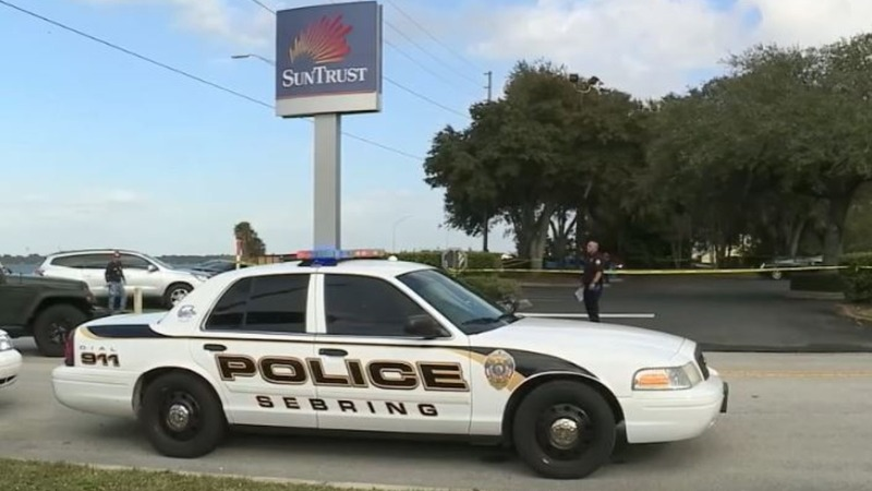 Five killed in central FL bank shooting