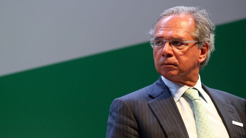 Brazil's FM: we don't want to be like Greece