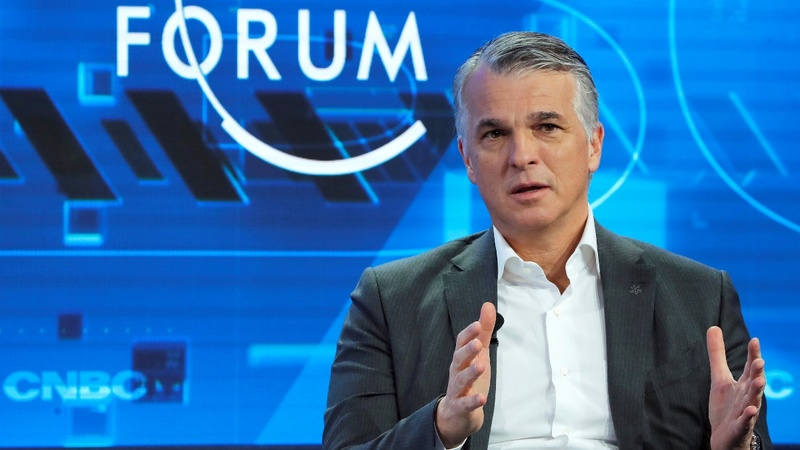 "UBS CEO: return of ex-investment banking chief Orcel ""not realistic"""