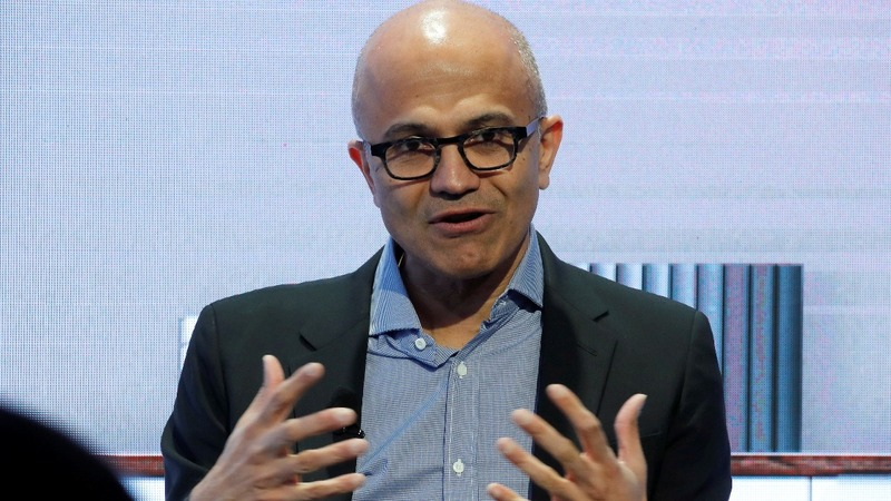 Microsoft calls for new rules amid tech scrutiny