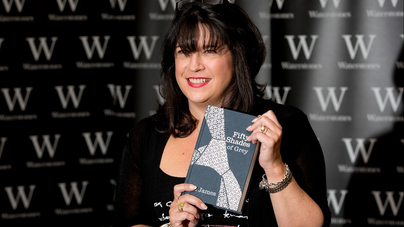 'Fifty Shades' author is back with a new title