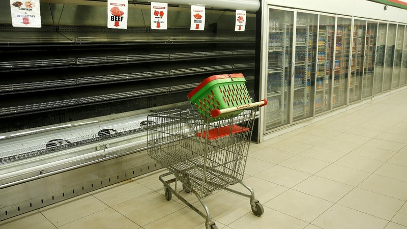 Looting deals Zimbabwe's businesses another blow