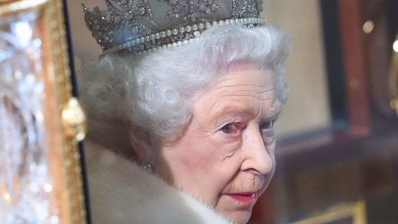 In royal-speak, Queen calls for Brexit civility