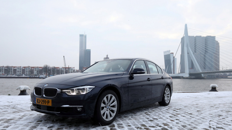 How Rotterdam is using BMWs to tackle emissions