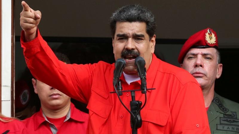 U.S., Russia intensify opposing stances on Maduro
