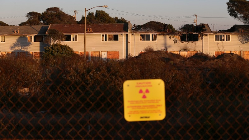 The toxic legacy of a California Naval base