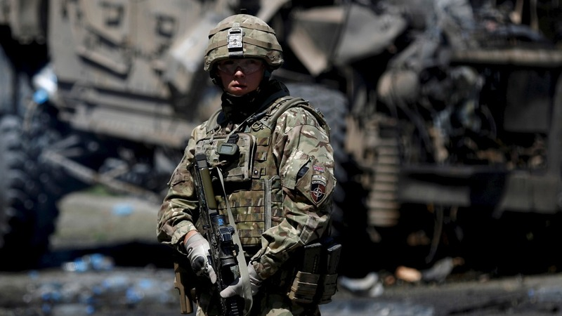 Foreign troops to quit Afghanistan: Taliban