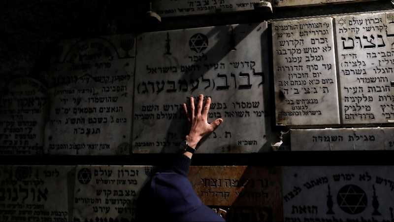 Inside Jerusalem's little-known Holocaust memorial