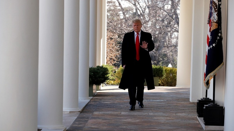 White House: Trump ready for another shutdown