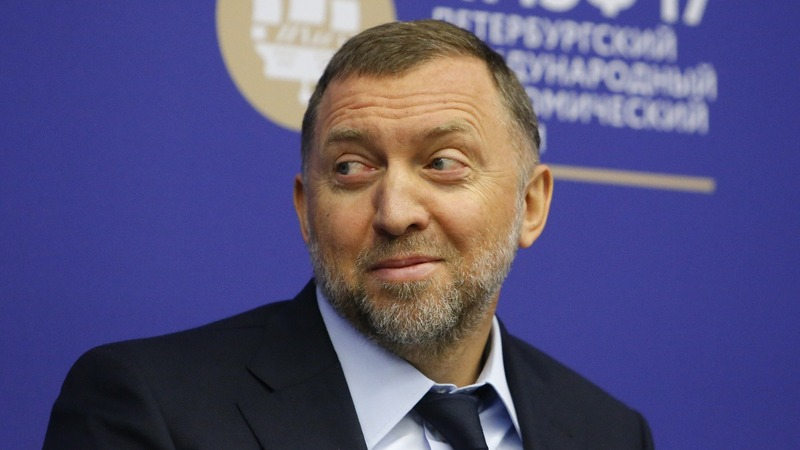 U.S. lifts sanctions on Russian tycoon's firms