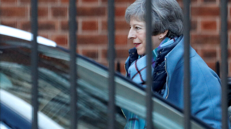 UK PM could seek Brexit backstop 'freedom clause'