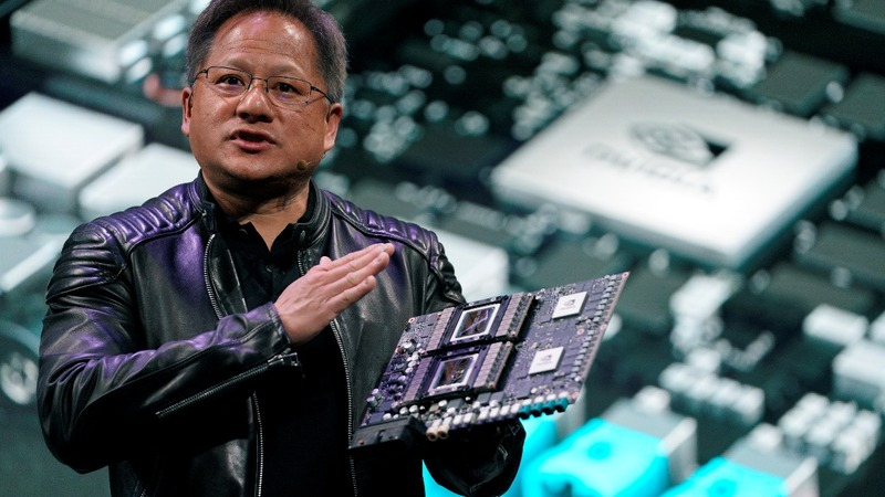 Nvidia stock sinks on gloomy China outlook