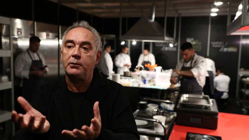El Bulli to reopen for research, not for dinner