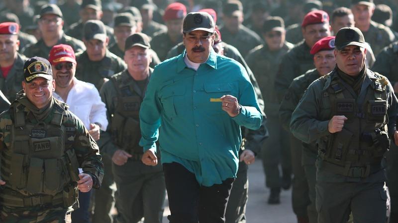 U.S. imposes toughest sanctions yet on Venezuela
