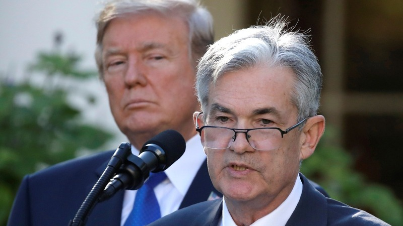 Fed's Powell haunts Hill as Trump rips rate hikes