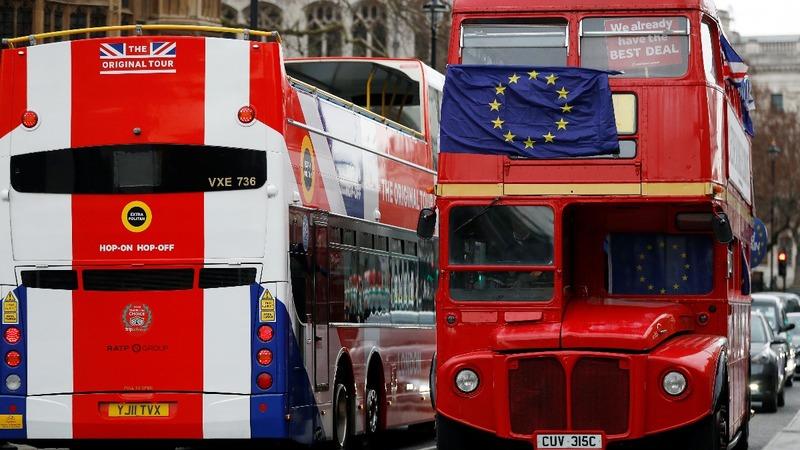 UK demands Brexit deal change, but EU says 'non'