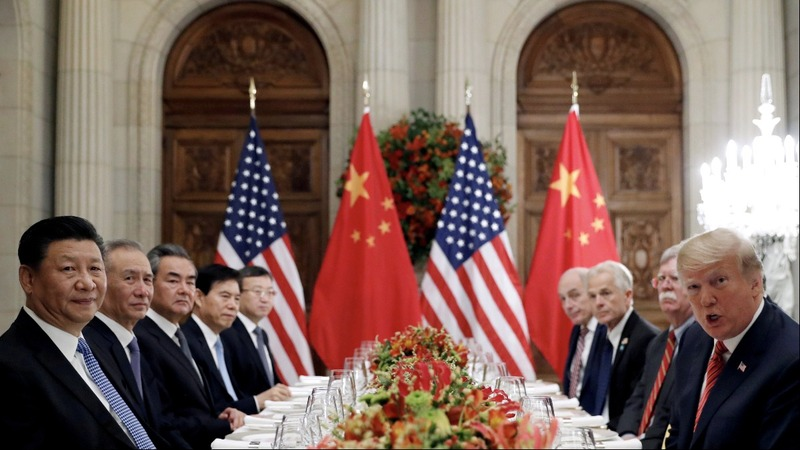 U.S., China face major differences amid trade talks