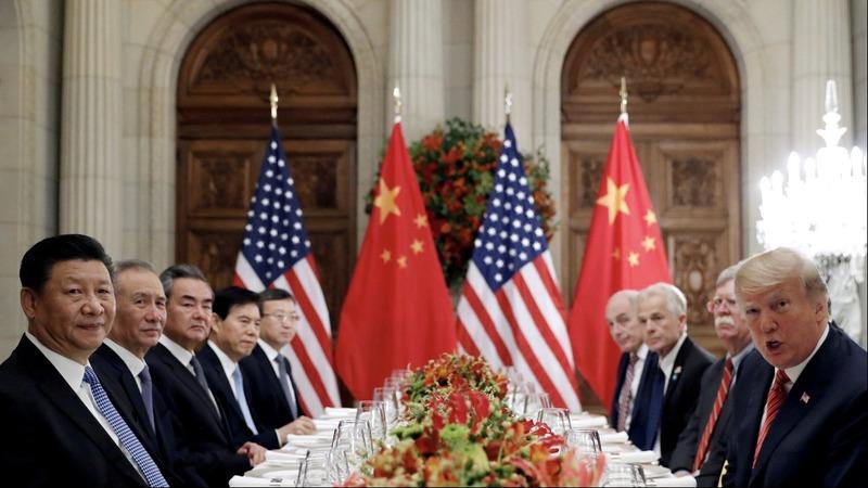 U.S., China face major differences amid trade talks