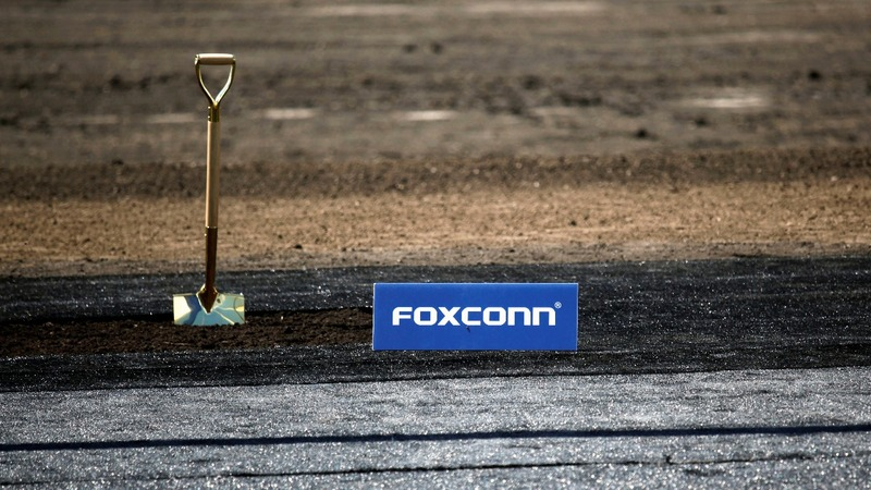 Exclusive: Foxconn reconsidering Wisconsin plant plan