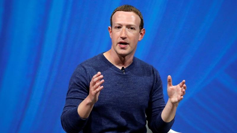 Facebook results beat Wall Street, shares jump