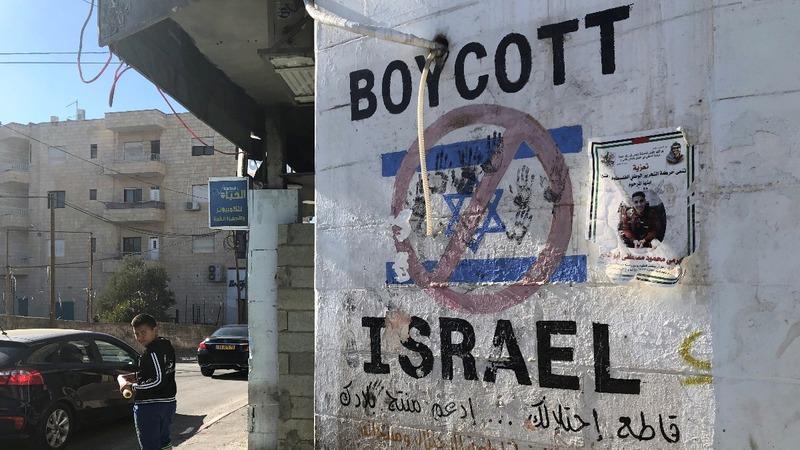 Boycott activists target Eurovision in Israel