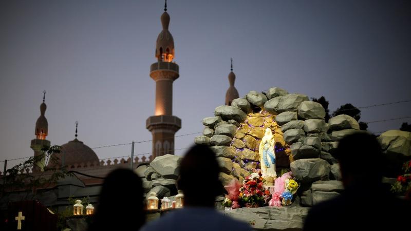 Papal visit brings Gulf Catholics hope