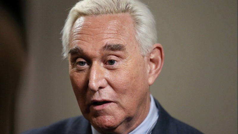 Judge mulls gag order on talkative Roger Stone