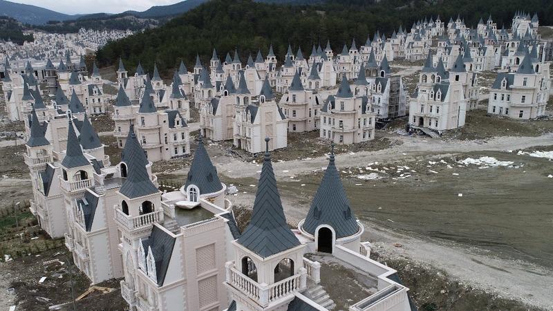 Turkey's fairytale castles win reprieve after bankruptcy