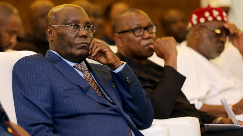 Nigerian candidate's U.S. visit raises red flags
