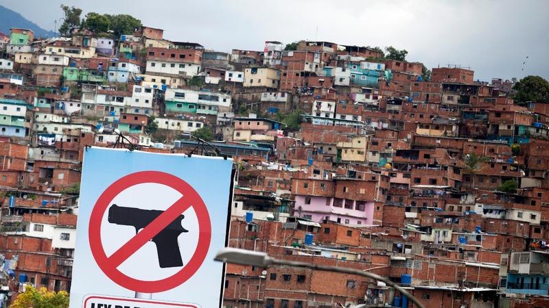 Inside a raid on Maduro's critics in Venezuela slums