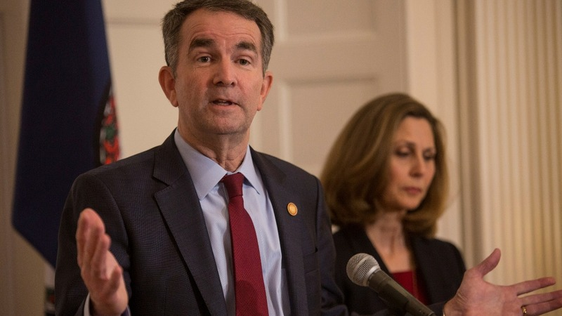 Northam standing firm as Dems call for resignation