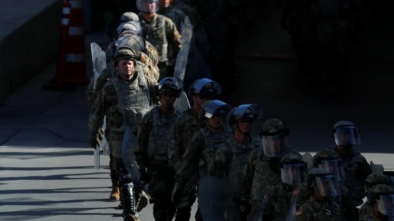 Pentagon sending more troops to Mexico border