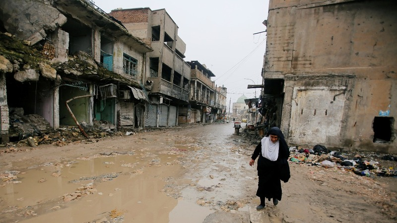 Chaos and neglect slow Mosul's recovery