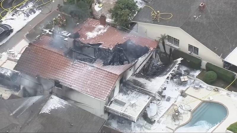 Probe underway after deadly California plane crash