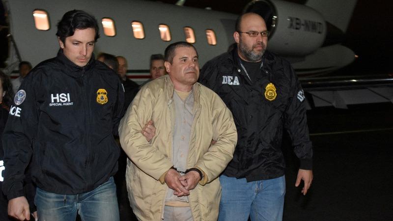 Jury deliberates fate of 'El Chapo'